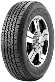 Bridgestone DUELER D684 II   245/70R17 nyari gumi
