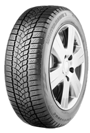 Firestone WINTER HAWK 3  165/70R14 teli gumi